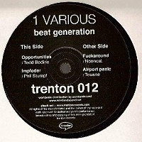 1 Various - Beat generation